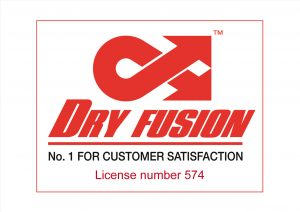 Dry Fusion license number.